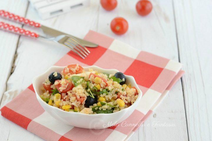 insalata fredda