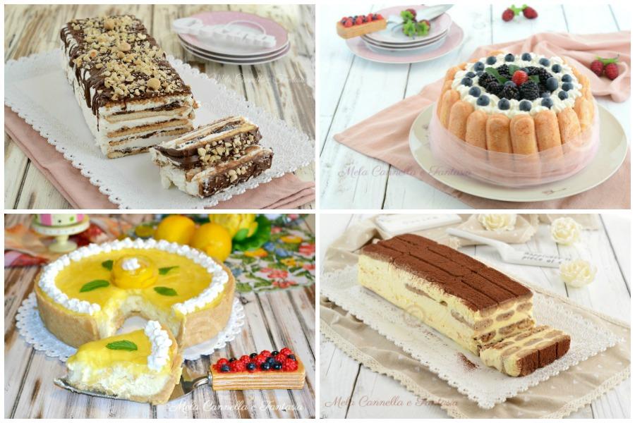 Dolci estivi senza cottura facili e veloci da preparare for Ricette dolci estivi