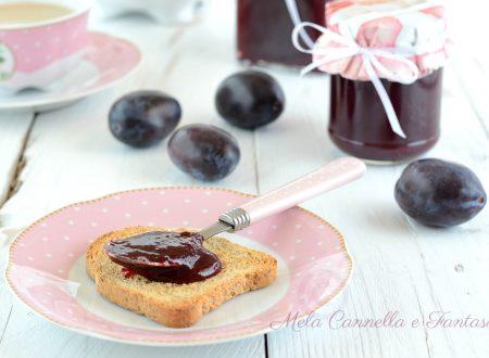 Marmellata di prugne fatta in casa – ricetta di famiglia facile e affidabile