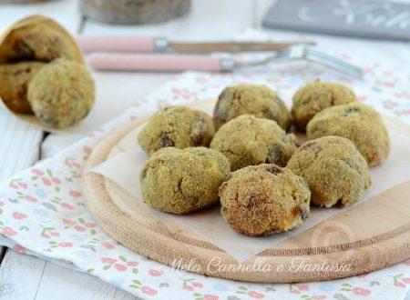 Polpette melanzane e provola affumicata – ricetta facile