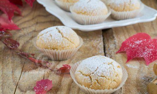 Biscotti mele e marmellata senza burro con un morbido ripieno