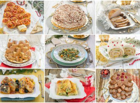 Menù di Natale dall'antipasto al dolce – ricette facili ed economiche