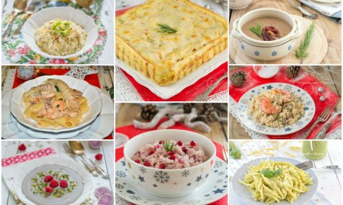 Vigilia di Natale – 10 ricette di primi piatti facili e gustosi