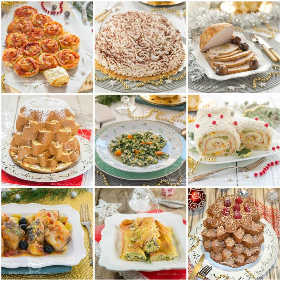 Ricette Sul Natale.Menu Di Natale Dall Antipasto Al Dolce Ricette Facili Ed