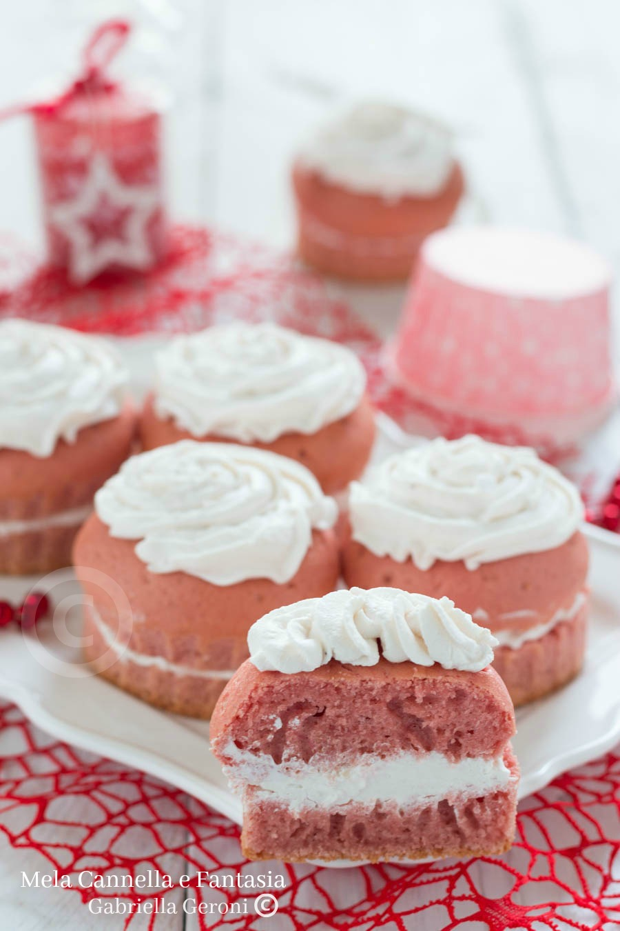 muffins natalizi