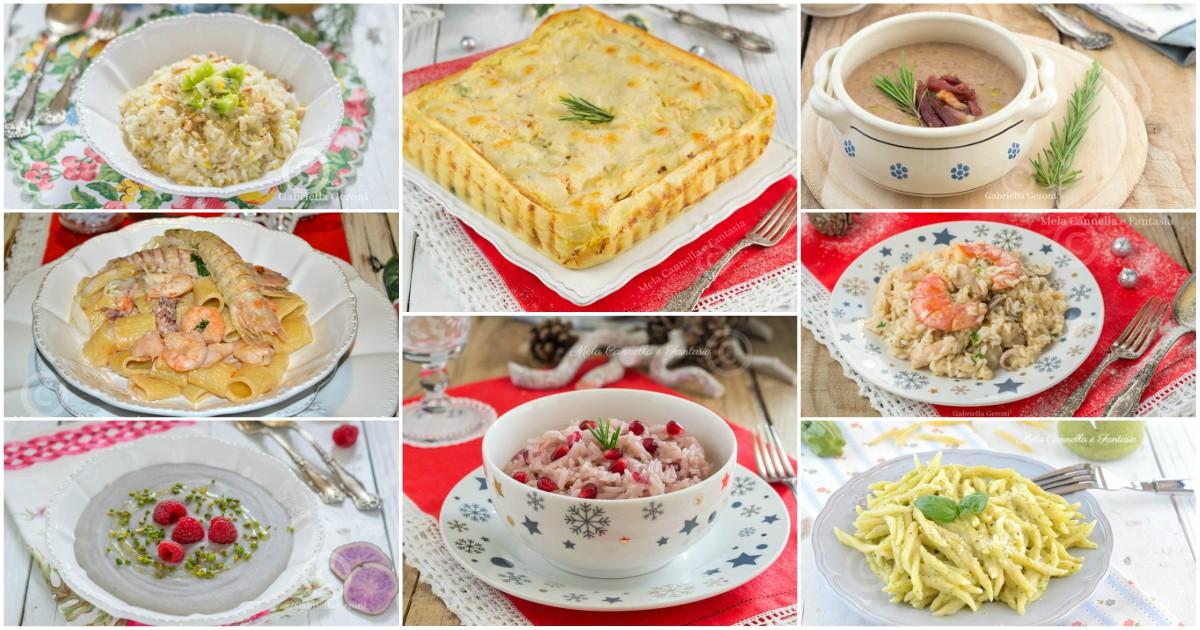 Vigilia di natale 10 ricette di primi piatti facili e for Ricette primi piatti originali