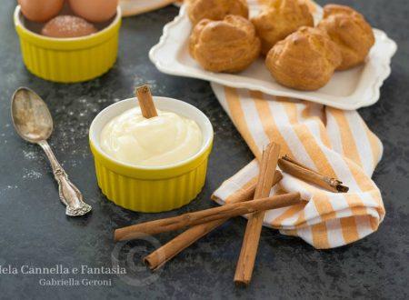Crema pasticcera classica ricetta base per farcire dolci e torte
