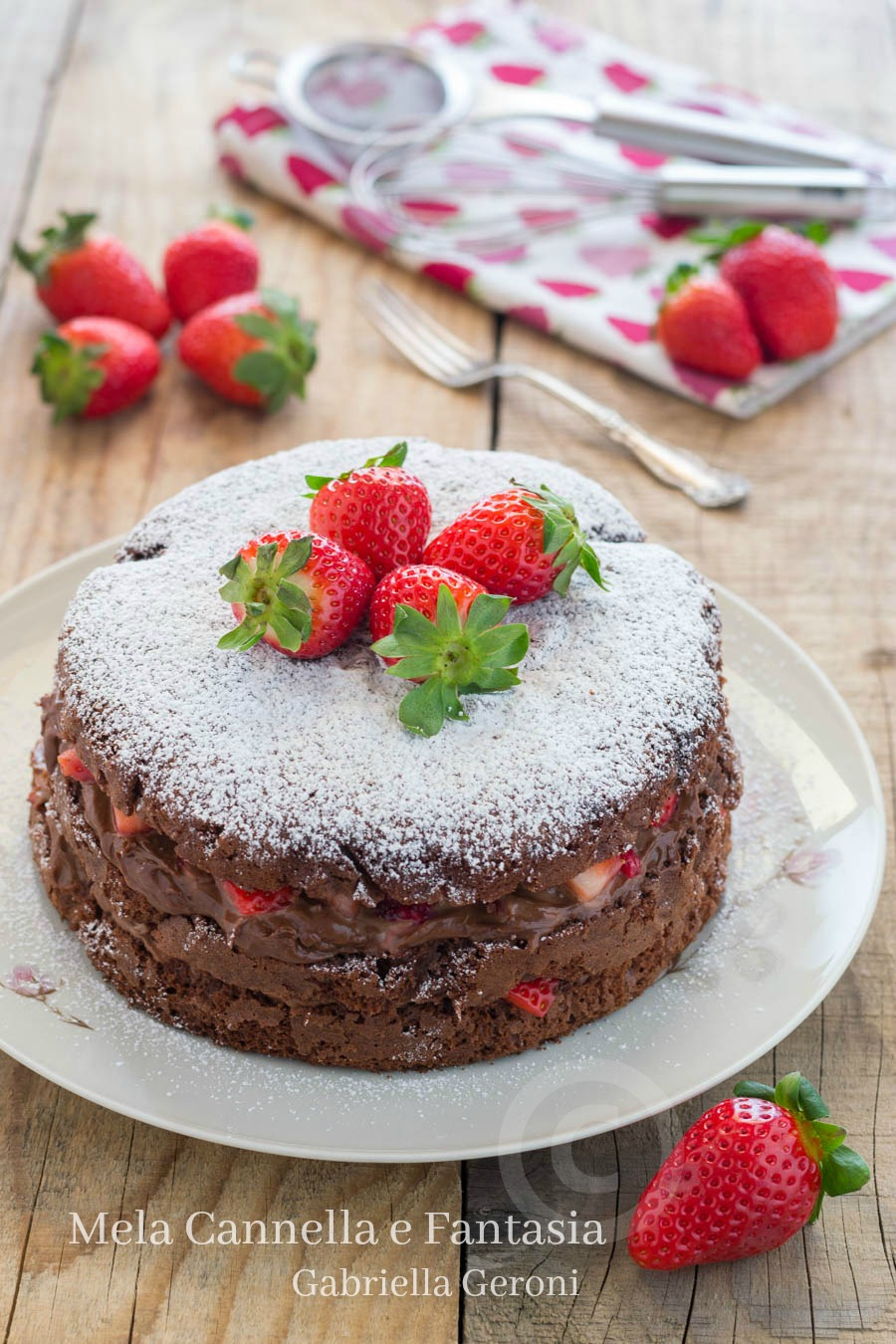 torta golosona