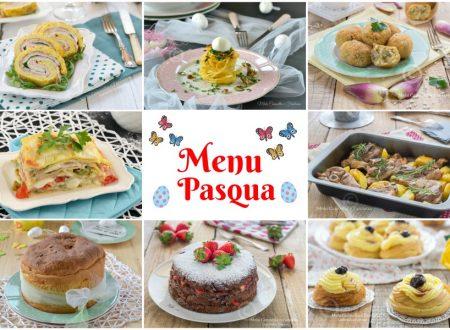 Menu di Pasqua – ricette economiche dall'antipasto al dolce