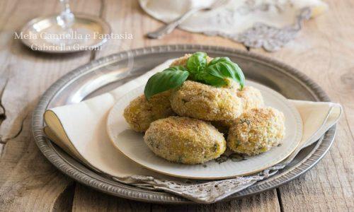 Polpette di merluzzo con porro e verdure – facile e veloce