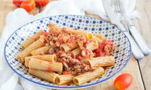 Pasta al ragù di merluzzo e vongole – ricetta facile e veloce