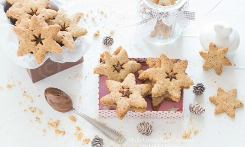 Biscotti alle nocciole ricetta golosissima senza burro