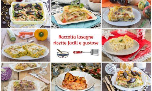 Lasagne al forno ricette facili e sfiziose per tutti i gusti