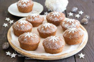 muffin con la nutella