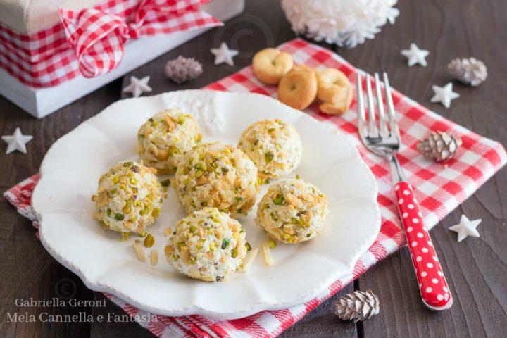 palline di formaggio