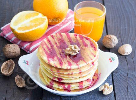 American pancakes (ricetta originale facile e veloce)