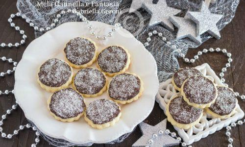 Biscotti cioccolato e cocco senza burro con farina di riso