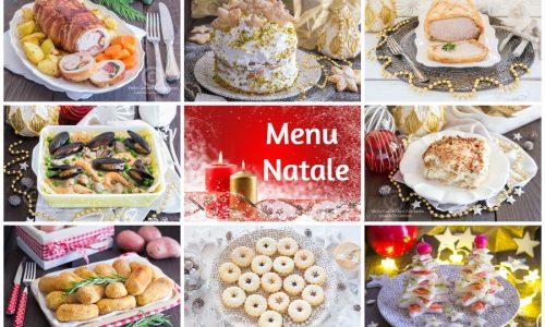 Menù per Natale ricette facili economiche veloci e gustosissime