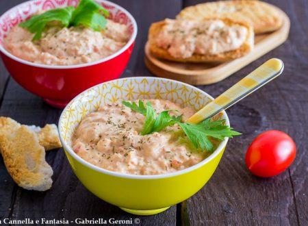 Salsa tonnata ricetta velocissima in 5 minuti per tartine e tramezzini