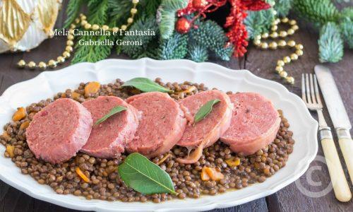 Zampone e lenticchie ricetta tradizionale di Capodanno