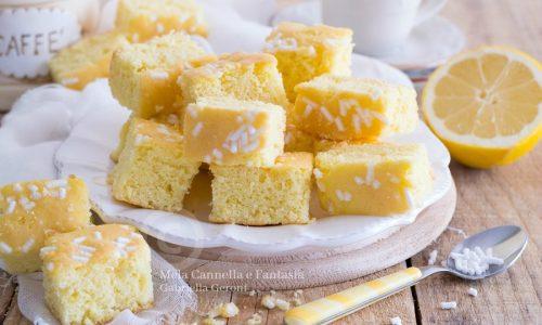 Ricetta biscotti al limone morbidissimi e senza burro
