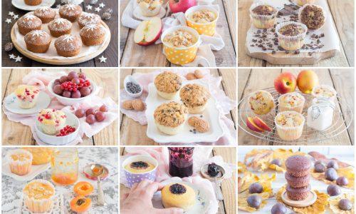 Muffin dolci senza burro soffici golosissimi e veloci da preparare