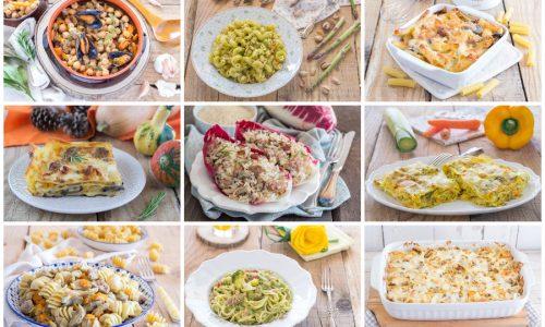 Primi piatti pranzo della domenica ricette facili e gustose