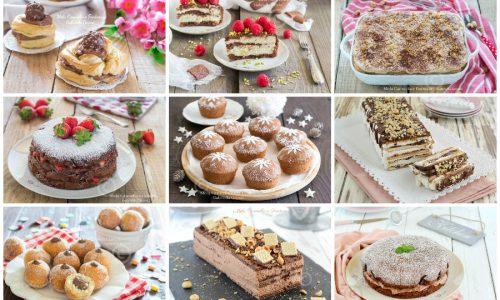 Nutella ricette dolci facili e golosissimi
