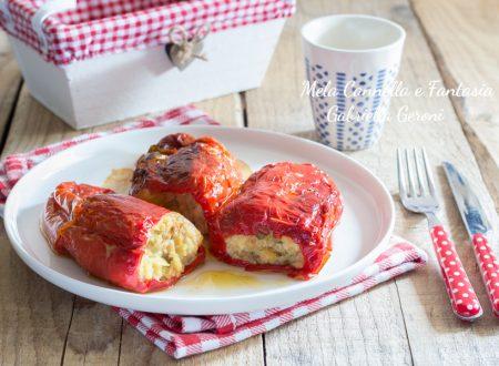 Peperoni al tonno in padella ricetta facile e gustosa