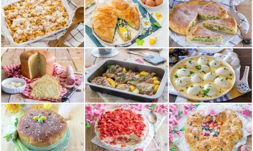 Pranzo di pasqua menù ricette facili e sfiziose