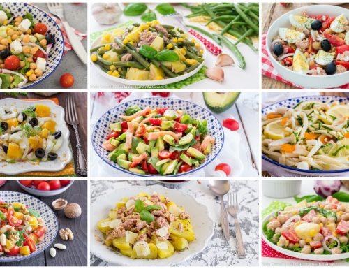 Insalatone ricette facili e sfiziose per tutti i gusti!