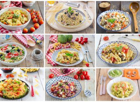 Primi piatti da spiaggia ricette facili veloci e gustose