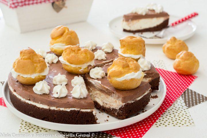 cheesecake golosona