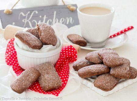 Biscottoni al cacao da inzuppo senza lattosio