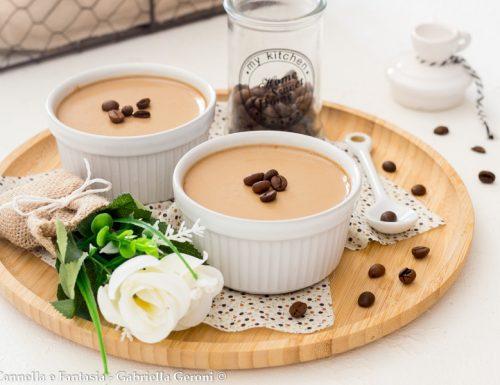 Ricetta panna cotta al caffè facile e golosissima
