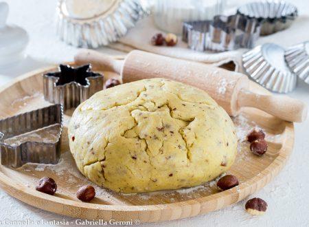Frolla alle nocciole per crostate e biscotti