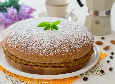 Torta al cacao con crema moka – ricetta di famiglia