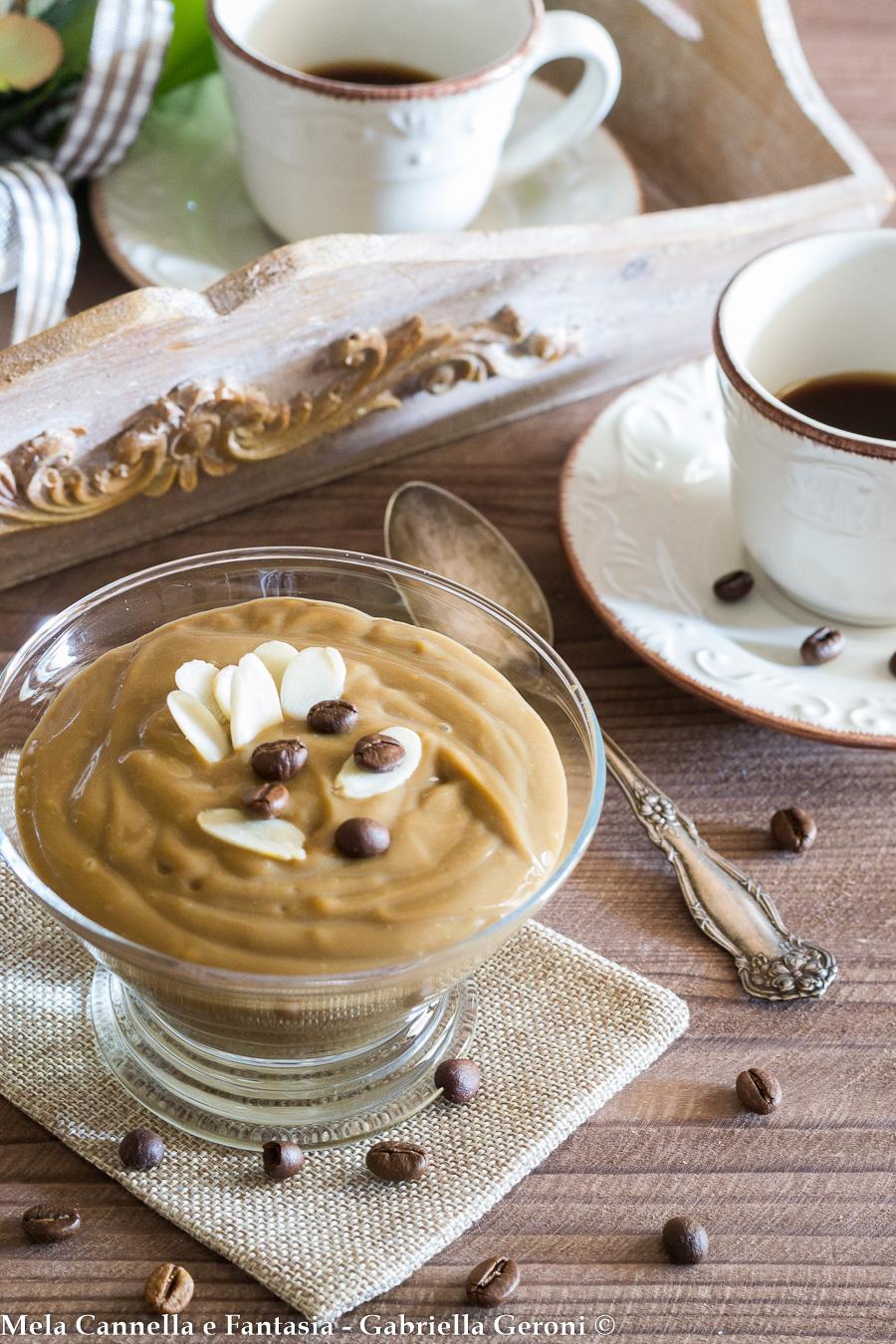 crema al caffè ricetta