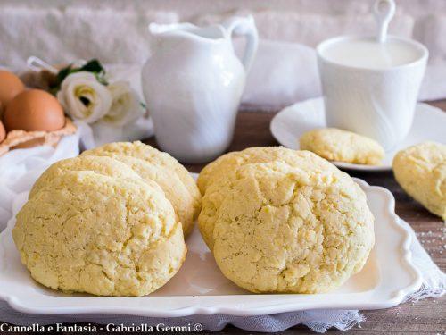 Pastarelle da latte ricetta della nonna con ammoniaca