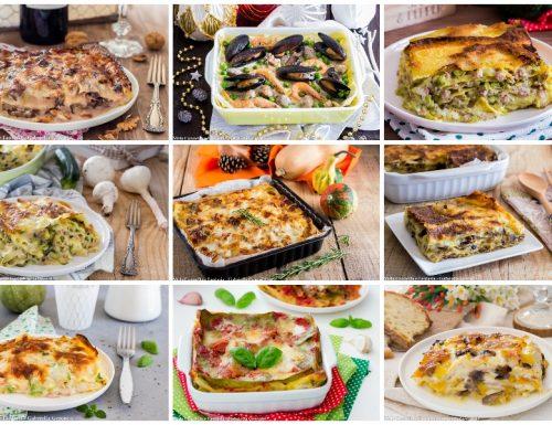 Speciale lasagne per Natale ricette facili e gustosissime