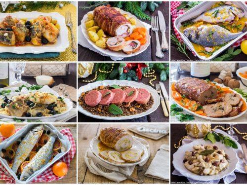 Speciale secondi natalizi ricette facili e gustose