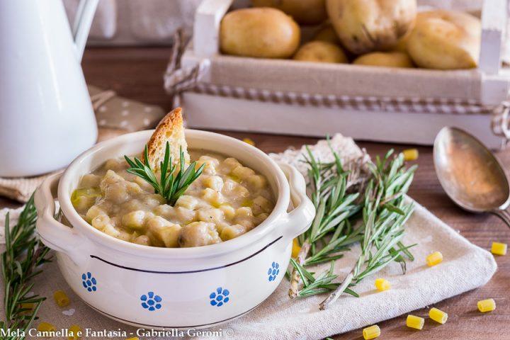 minestra cremosa