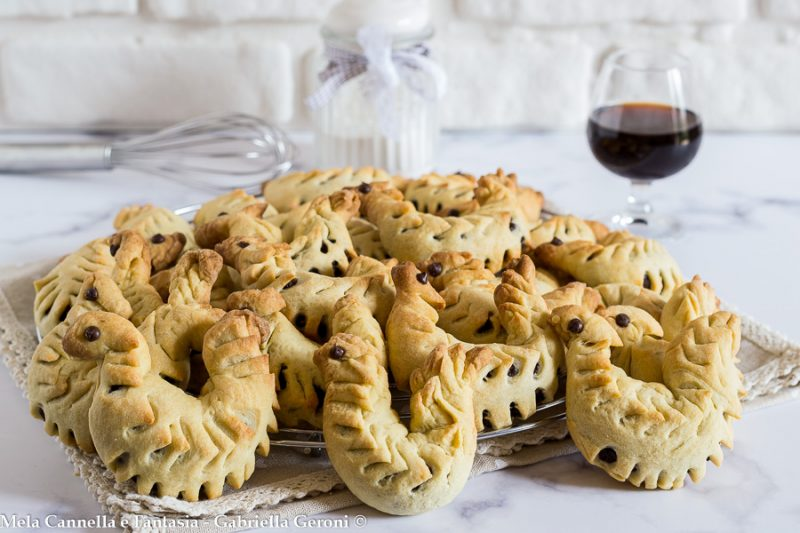 Uccelletti di Sant'Antonio ricetta di famiglia (dolce tipico abruzzese)
