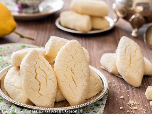 Biscottoni di riso senza burro ricetta light senza glutine