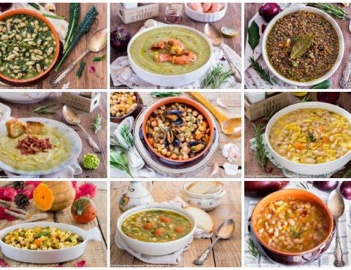 Zuppe minestre e vellutate ricette facili e veloci