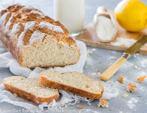 Pane irlandese senza lievito (soda bread) ricetta veloce