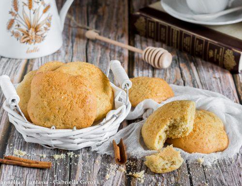Pastarelle rustiche alla cannella da inzuppo senza burro