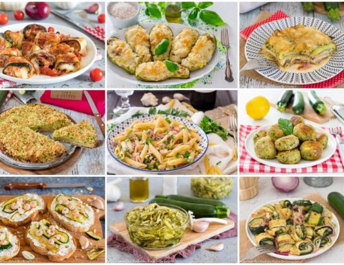 Speciale zucchine le migliori ricette facili e sfiziose