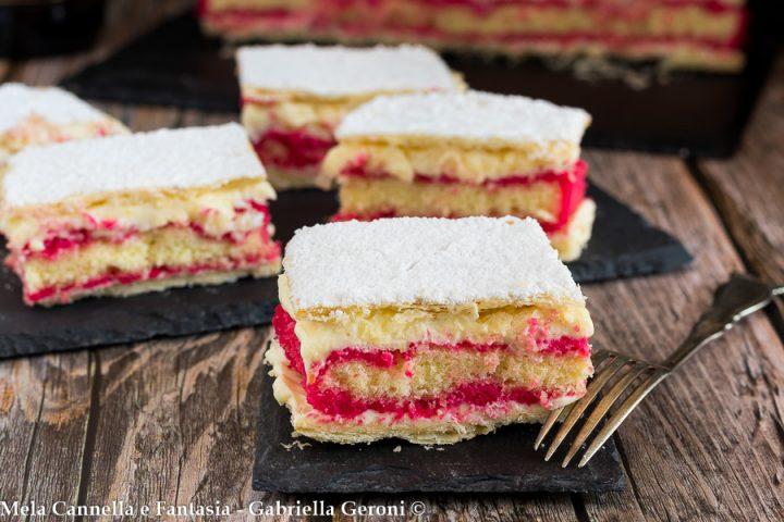 torta diplomatica ricetta