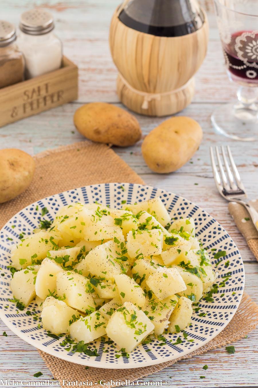 patate prezzemolate